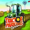 Parkowanie traktora