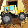 Traktorowa wyścigówka